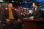 Will Smith visits JKL