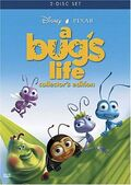 A bug's life collector's edition 2003 dvd