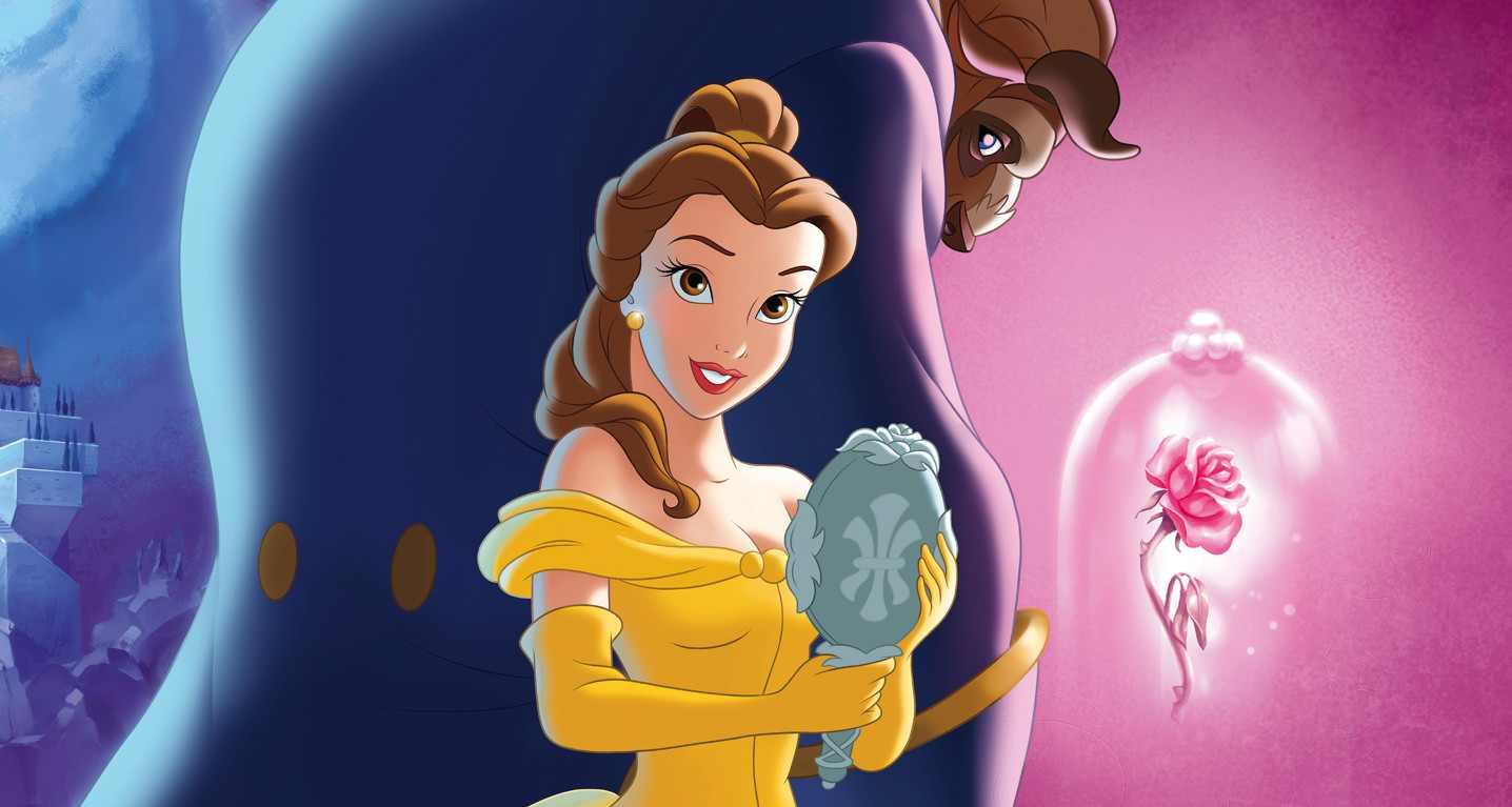 The Enchanted Rose Gallery Disney Wiki Fandom