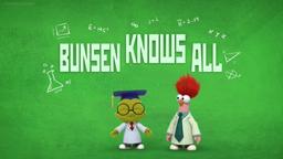 Bunsen Knows All
