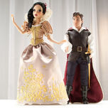 D23 Ivory Snow White Doll Set - Disney Fairytale Designer Collection - 2013 D23 Expo Exclusive
