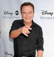 David Cassidy Disney ABC Summer Press Tour Party09