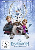 Frozen 2014 Germany DVD