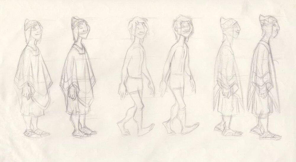 Kuzco, l'Empereur Mégalo [Walt Disney -2001] - Page 6 Latest?cb=20200710035637