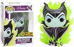 Maleficent Green Flames GITD POP