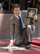 Mark Wahlberg Hollywood Walk of Fame