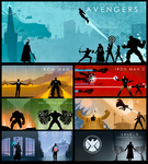 Marvel Cinematic Universe - Phase One