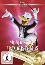 Melody Time 2018 Germany DVD
