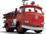 Rojo (Cars)