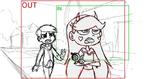 Star storyboard scene
