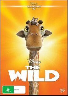 The Wild 2016 AUS DVD