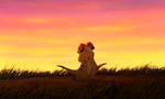 Timon, Ma, Lion King 3 020