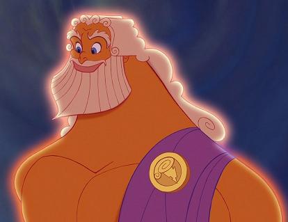 Zeus Hercules Disney Wiki Fandom Powered By Wikia