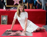 Allison Janney Walk of Fame