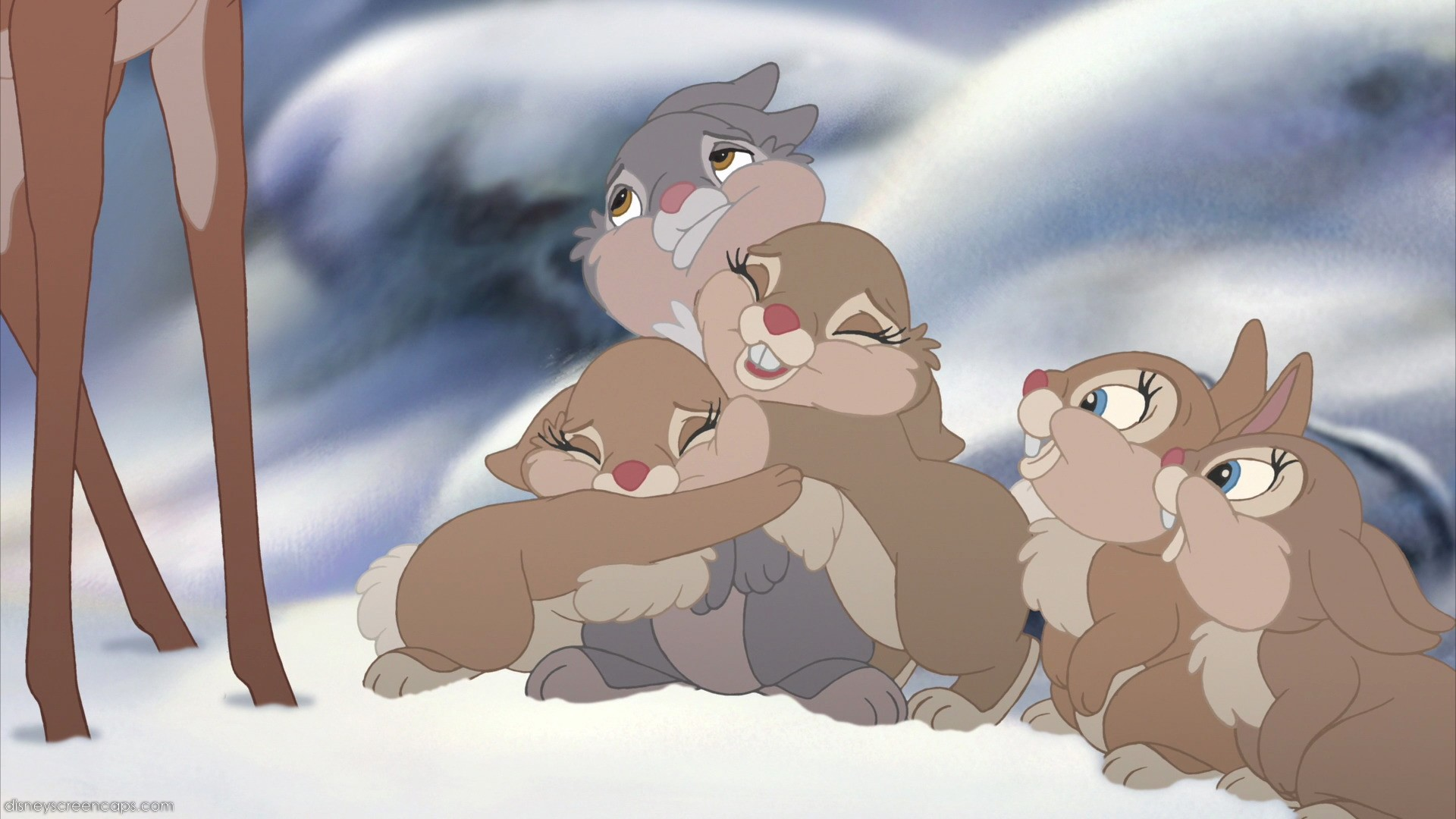 Thumper S Sisters Disney Wiki Fandom Powered By Wikia