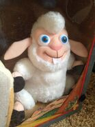 Boundin Lamb Plush