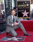 Chris Pratt Hollywood Walk of Fame