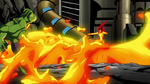 Firelord attacks