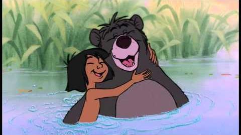 Jungle Boek Liedje Als Je Van Beren Leren Kan (Reprise) Disney NL