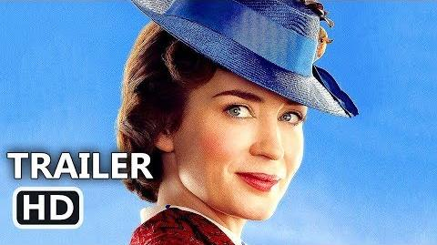 Mary Poppins Returns - Teaser trailer