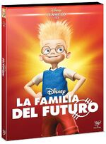 Meet the Robinsons DVD Mexico