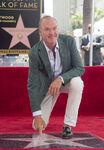 Michael Keaton Walk of Fame ceremony
