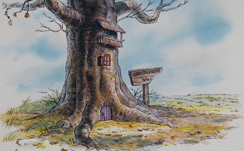 Piglet's House | Disne...