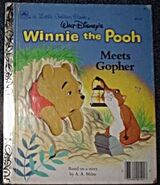 Winnie the pooh meets gopher