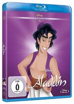 Aladdin 2017 Germany Blu-Ray