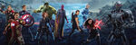 Avengers Age of Ultron - Banner