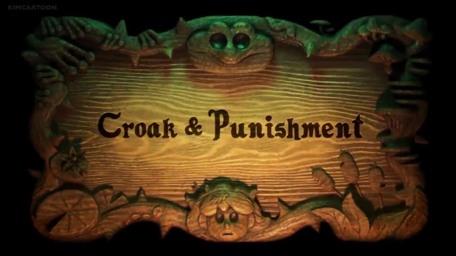 Croak and Punishment   Disney Wiki   FANDOM powered by Wikia
