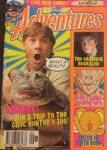 Disney Adventures Magazine Australian cover Sept 2002 Steve Irwin