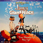 James and the Giant Peach Laserdisc