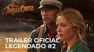 Jungle Cruise, da Walt Disney Studios - Trailer Oficial -2 -Legendado-
