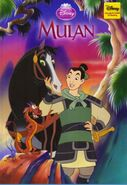 Mulan disney wonderful world of reading hachette partworks