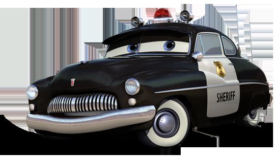 Sheriff Cars
