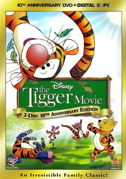 TheTiggerMovie 10thAnniversaryEdition DVD