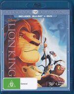 The Lion King 2011 AUS Bl