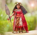 "17"" Limited Edition Moana Doll"
