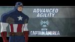 Advanced Agility Captain America