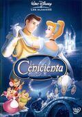 Cinderella Spain DVD Cover, 2005