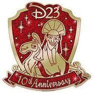 D23 Kuzco Pin