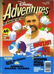 Disney Adventures Magazine Australia feb mar 1994