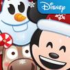 Disney Emoji Blitz App Icon Christmas 2