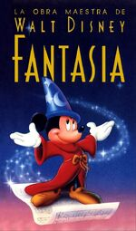 Fantasia 1991 Spain VHS