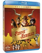 Home on the Range France Blu-Ray