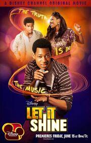 Let It Shine Poster