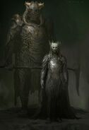 Malekith and Algrim Concept Art