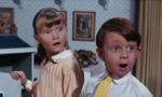 Mary Poppins - Jane and Michael awed