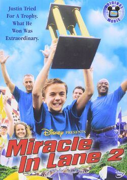 Miracle in Lane 2 DVD